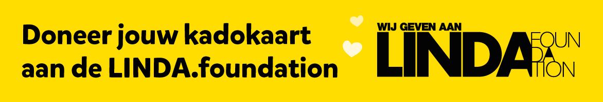 LINDA.foundation donatie