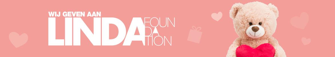 Wij geven aan LINDA.Foundation