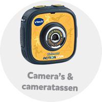 Camera's en cameratassen