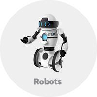 Robots voor kinderen