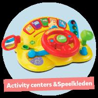Activity gyms en speelkleden