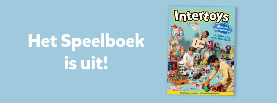 Intertoys Speelboek