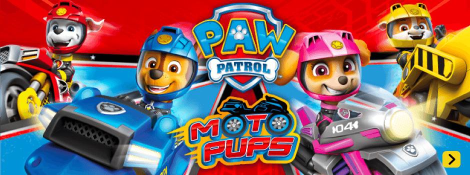 PAW Patrol Moto Pups