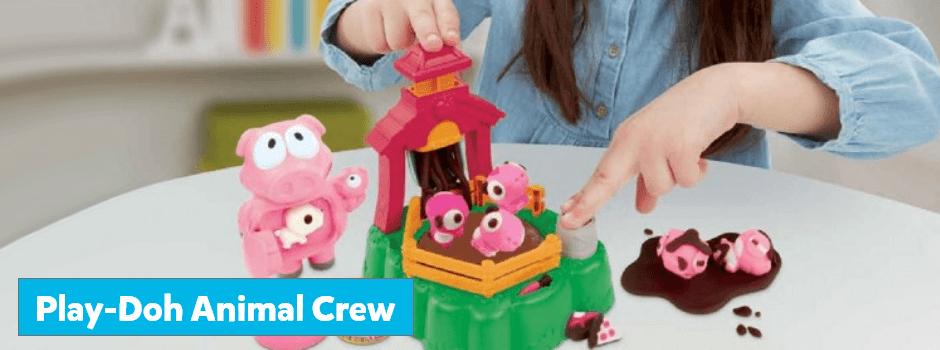 Play-Doh Animal Crew