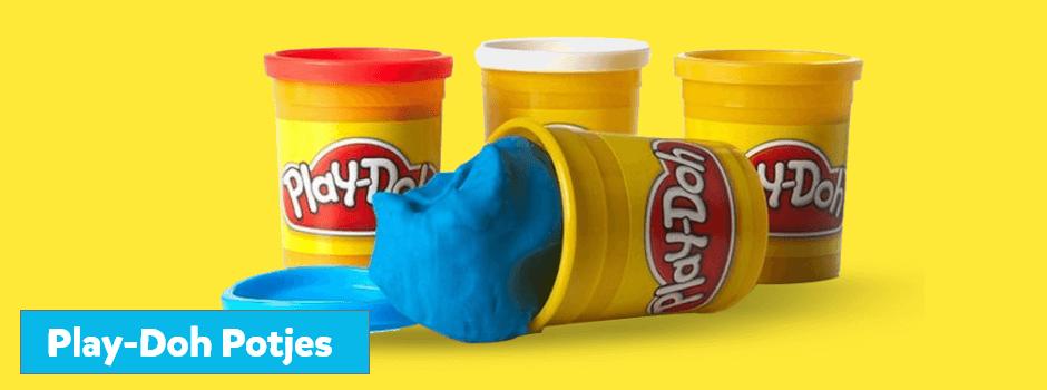 Play-Doh klei potjes