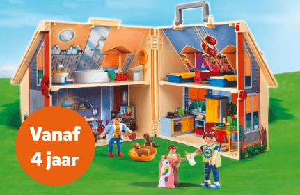 Playmobil vanaf 4 jaar