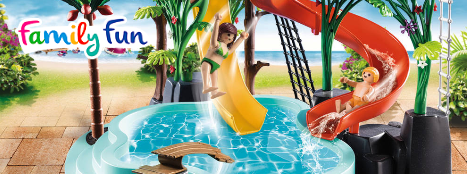 Playmobil Family Fun Aquapark