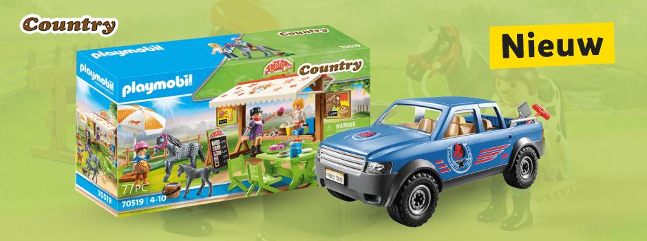 PLAYMOBIL Country Pony Farm