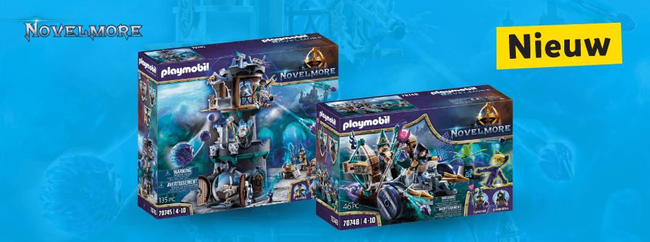 PLAYMOBIL Playmobil-Novelmore-violet-vale
