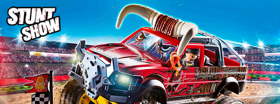Playmobil Stuntshow
