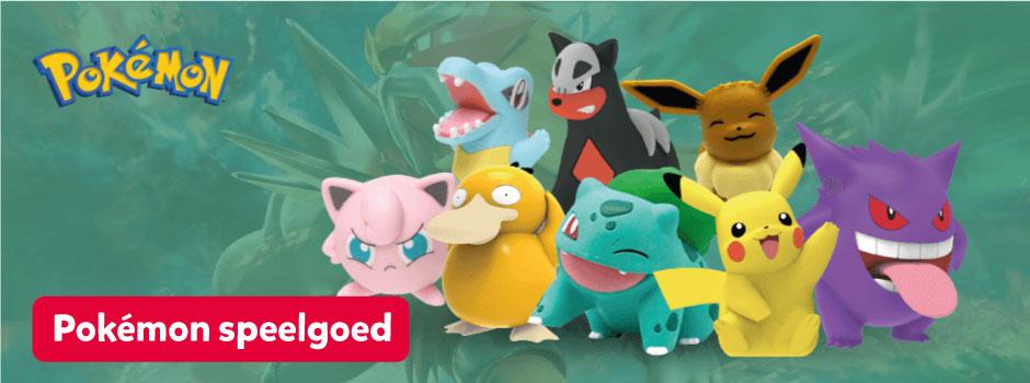 Pokémon speelgoed