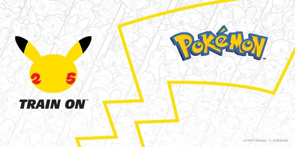 Pokémon 25th Anniversary Celebrations