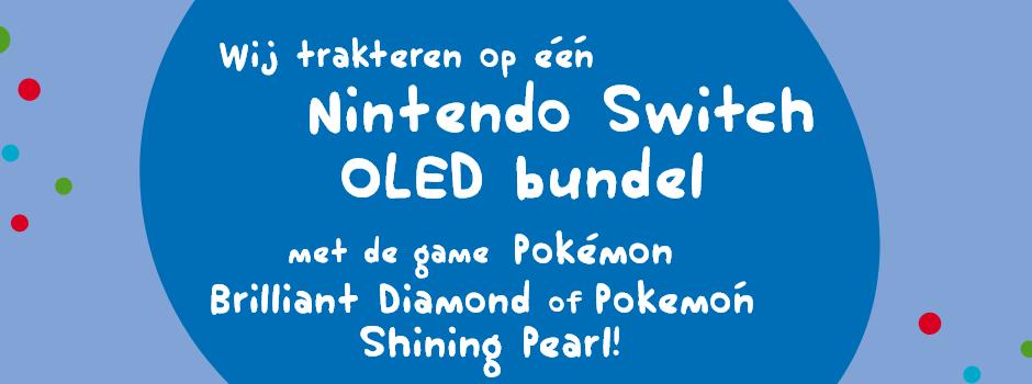 Winactie Nintendo Switch OLED