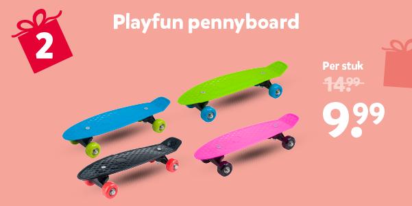 Playfun pennyboard