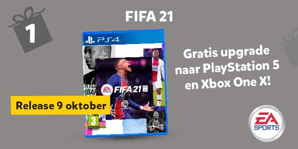 FIFA 21 release 9 oktober