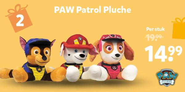 PAW Patrol Pluche