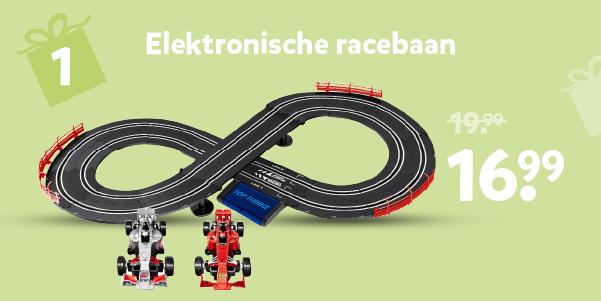 Elektrische racebaan