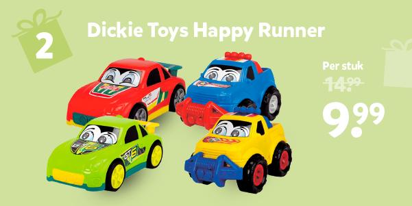 Dicky Toys Happy Runner