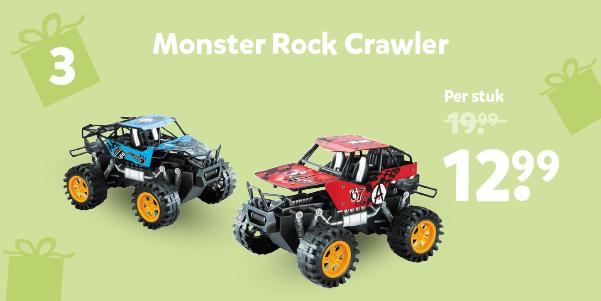 Monster Rock Crawler