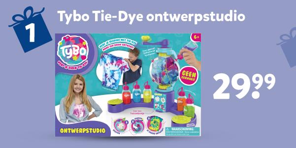 Tybo Tie-Dye ontwerpstudio