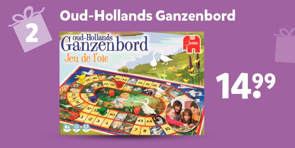 Oud-Hollands Ganzenbord
