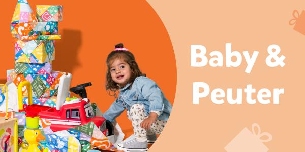 Babyspeelgoed & Peuterspeelgoed uit het Intertoys Speelboek