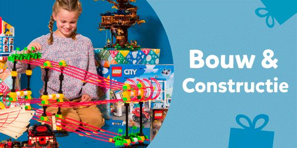 Bouwspeelgoed & Constructiespeelgoed uit het Intertoys Speelboek