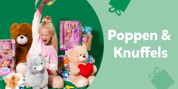 Poppen & Knuffels uit het Intertoys Speelboek