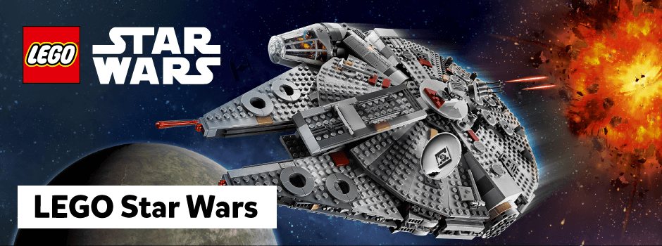 Alles van LEGO Star Wars