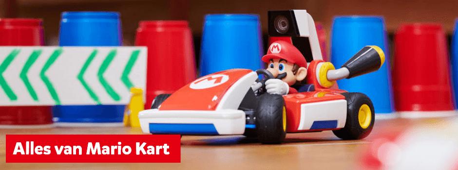 Alles van Mario Kart