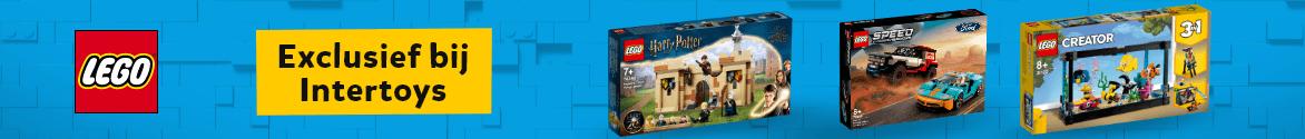 Exclusieve LEGO bij Intertoys