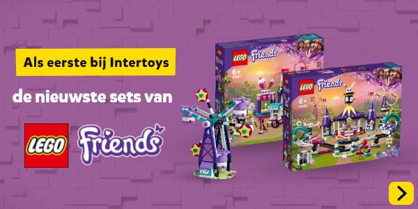 LEGO Friends als eerste bij Intertoys