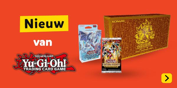 Nieuw van Yu-Gi-Oh!