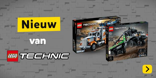 Nieuw van LEGO Technic