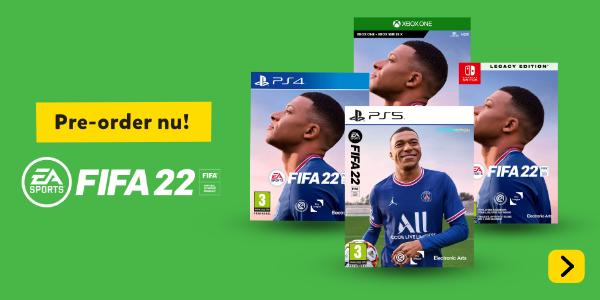 Pre-order FIFA 22