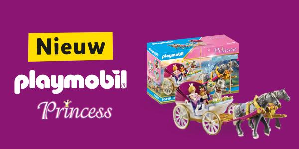 Nieuw van PLAYMOBIL Princess bij Intertoys