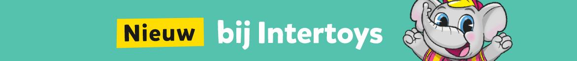 Nieuw bij Intertoys