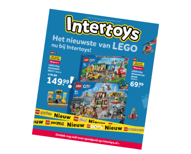 Intertoys LEGO folder