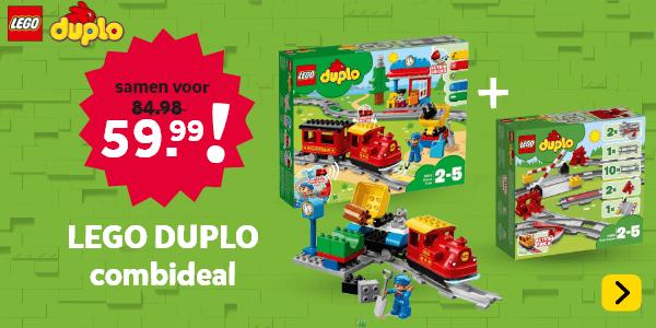 LEGO DUPLO Combi DEAL. Alleen bij Intertoys