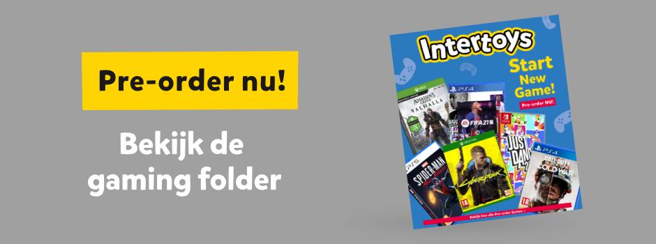 Intertoys gaming folder