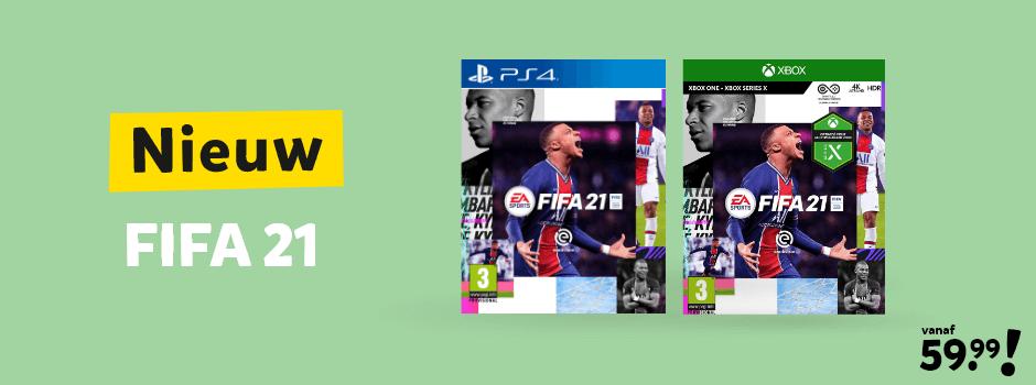 Nieuw FIFA 21
