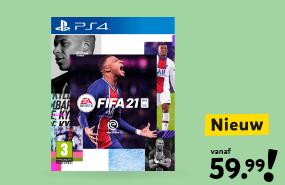 Nieuw FIFA 21 bij Intertoys