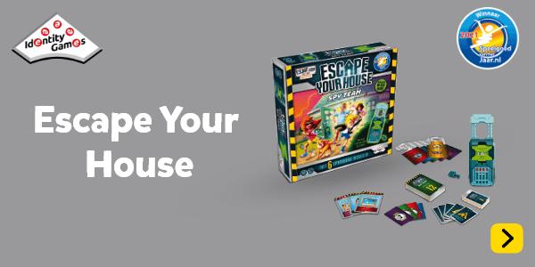 Escape Your House kaartspel