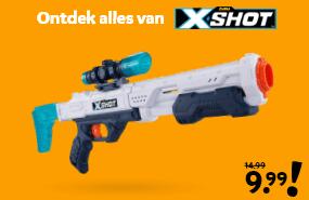Ontdek alles van X-Shot