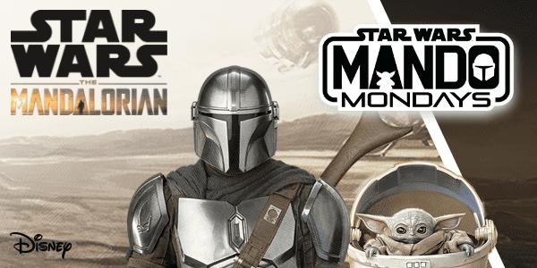 Star Wars The Mandalorain Mando Monday