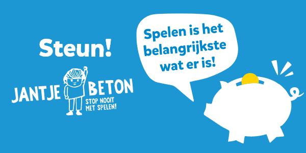 Steun Jantje Beton