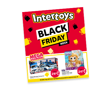 Intertoys Black Friday folder
