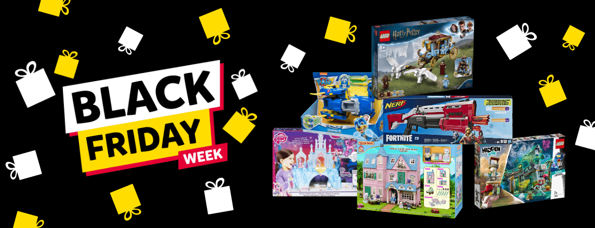 Black Friday week bij Intertoys
