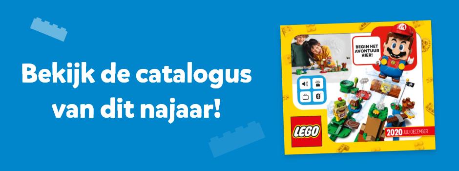 Bekijk de LEGO catalogus van dit najaar!