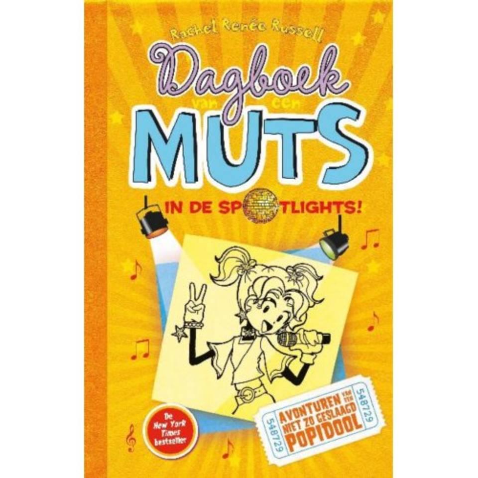 Dagboek van een muts 3: In de spotlights! - Rachel Renée Russell
